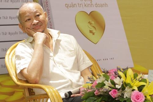 Giáo sư Tôn Thất Nguyễn Thiêm.