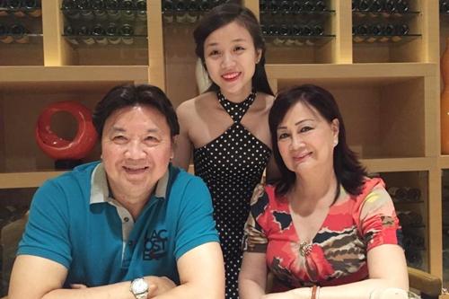 Hoàng Ngọc là em gái diễn viên Gia Bảo, từng tham gia diễn xuất trong một số MV của Đàm Vĩnh Hưng,  trong đó có MV Chuyện tình online của Đàm Vĩnh Hưng. Tuy nhiên, cô không có ý định theo nghệ thuật như gia đình mà chỉ thích làm kinh doanh.