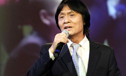 Ca sĩ Quang Lý.