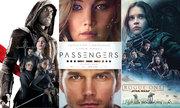 12 phim Âu Mỹ ra rạp tháng cuối năm