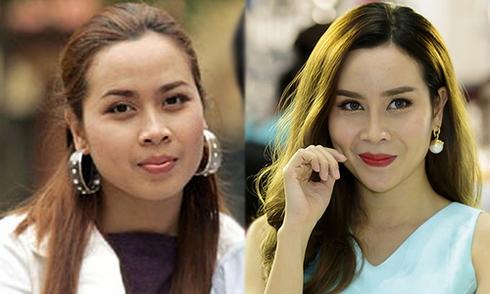 Khuôn mặt Lưu Hương Giang biến đổi sau 10 năm