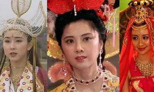 Bảy nàng Tây Lương nữ vương trên màn ảnh