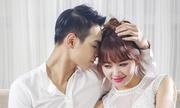 Bạn trai Chúng Huyền Thanh ôm ấp Hari Won trong MV
