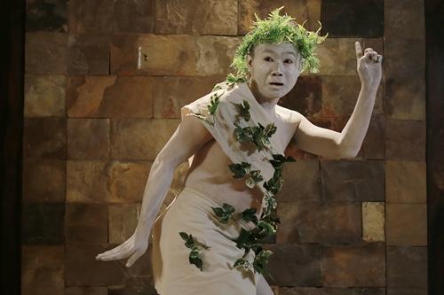 Diễn viên Hữu Tín vào vai Tèo, thanh niên đồng hành cùng Lục Vân Tiên trong hành trình giải cứu Kiều