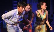 Quang Tuấn đóng vai hồn ma trong kịch hài Tết