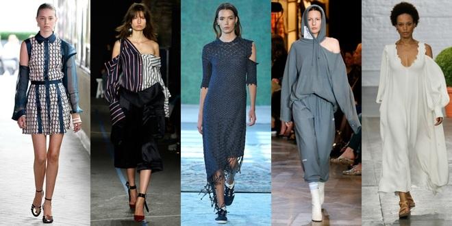 10 xu hướng thời trang thống trị Xuân Hè 2017