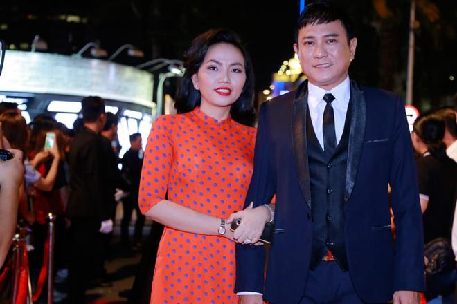 Dàn mỹ nhân Việt 'đổ bộ' thảm đỏ lễ trao giải điện ảnh