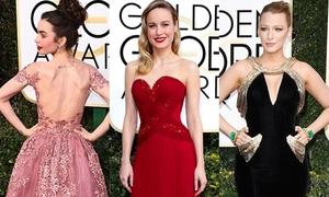 Những mỹ nhân mặc đẹp nhất Quả Cầu Vàng 2017