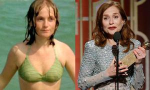 Isabelle Huppert - 'búp bê' Pháp của các vai 18+ gây sốc