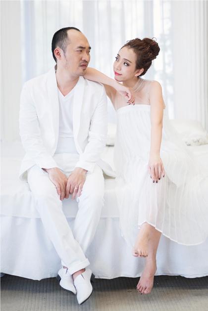 Bộ ảnh mới do nhiếp ảnh Khểnh, stylist Quang Kao và trang điểm Trí Trần thực hiện.