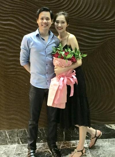 Chặng đường yêu của Hoa hậu Thu Thảo và bạn trai đại gia - ảnh 6