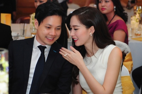 Chặng đường yêu của Hoa hậu Thu Thảo và bạn trai đại gia - ảnh 5