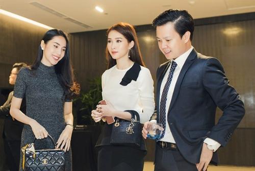 Chặng đường yêu của Hoa hậu Thu Thảo và bạn trai đại gia - ảnh 11