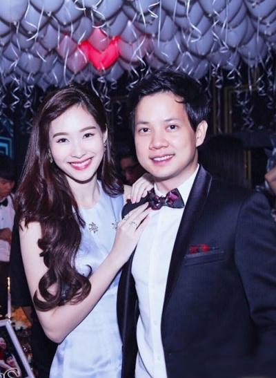 Chặng đường yêu của Hoa hậu Thu Thảo và bạn trai đại gia - ảnh 4