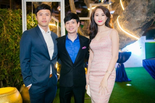 Chặng đường yêu của Hoa hậu Thu Thảo và bạn trai đại gia - ảnh 1