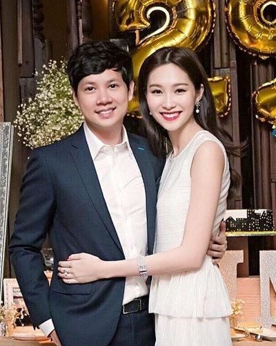 Chặng đường yêu của Hoa hậu Thu Thảo và bạn trai đại gia - ảnh 9