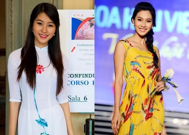 Phong cách Hoa hậu Thu Thảo biến đổi sau 4 năm đăng quang