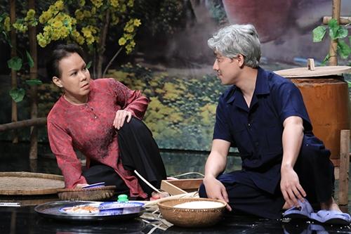 Tập một chương trình Hội ngộ danh hài mùa 5 lên sóng tối 22/1.