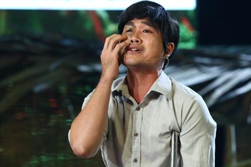 Tập 12 game show Đường đến danh ca vọng cổ lên sóng tối 4/2. Chàng trai Minh Chí