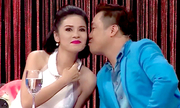 Việt Trinh muốn Lý Hùng hôn mình trên ghế 'nóng'