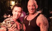 Chân Tử Đan: 'Rất khó trả lời tôi và Vin Diesel ai mạnh hơn'