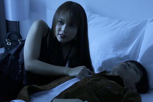 Chồng Trương Quỳnh Anh đóng cảnh nóng cùng hot girl - ảnh 1