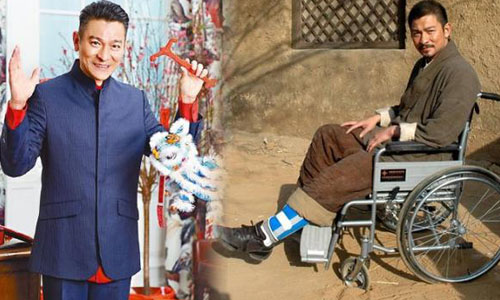 Lưu Đức Hoa cho sửa nhà để tiện ngồi xe lăn khi ra viện - ảnh 1
