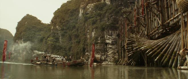 Làng thổ dân Ninh Bình lộ diện trong bom tấn 'Kong: Skull Island'