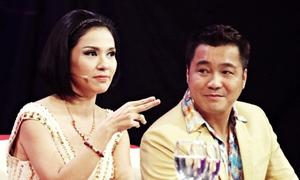 Việt Trinh, Lý Hùng bị trêu 'không yêu vì quá hiểu nhau'