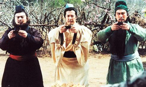 Dàn nghệ sĩ sau hào quang 'Tam Quốc diễn nghĩa' 1994