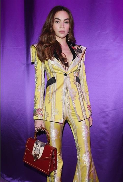 Hồ Ngọc Hà vào nhóm nhân vật nổi bật ở Milan Fashion Week