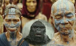 Hậu trường hóa trang thổ dân Việt trong 'Kong: Skull Island'