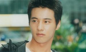 Ngoại hình điển trai của Won Bin 22 năm trước