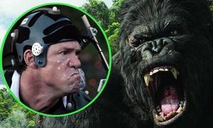 Diễn viên đóng thế Kong - 17 năm lặng lẽ nấp sau lốt thú