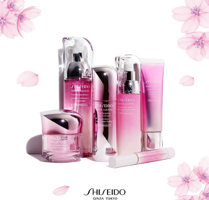 Chăm sóc da mặt với kem dưỡng da chống lão hóa Shiseido