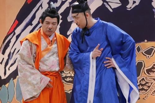 Hai nghệ sĩ hài góp mặt trong chương trình truyền hình thực tế mới.