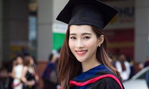 Thu Thảo nhớ về thời khốn khó trong ngày tốt nghiệp đại học