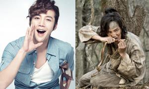 Jang Geun Suk rũ bỏ vẻ yểu điệu khi vào vai con bạc khét tiếng