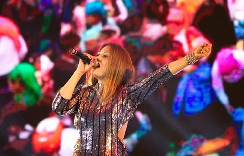 Cô gái Philippines của Vietnam Idol -