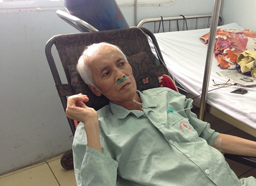 NSƯT Duy Thanh qua đời ở tuổi 58 vì ung thư