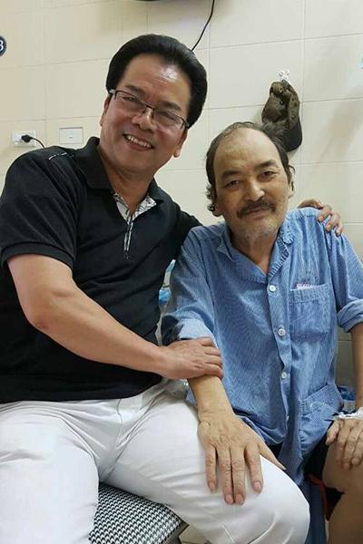 Diễn viên 'Đêm hội Long Trì' bị ung thư phổi