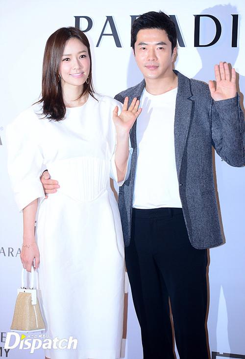 Lee Byung Hun, Kwon Sang Woo đưa vợ đi sự kiện