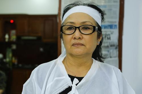 Bà Liễu, vợ nghệ sĩ Thanh Sang cùng con cháu