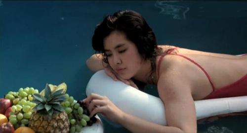Vương Tổ Hiền được coi là huyền thoại sắc đẹp của điện ảnh Hoa ngữ.