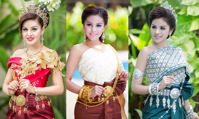 Nhan sắc diễn viên Campuchia bị cấm đóng phim vì quá sexy
