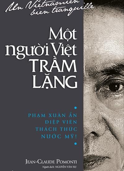 Bìa sách Một người Việt trầm lặng.