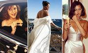 Sao Hollywood thoải mái bên ngoài thảm đỏ ở Cannes