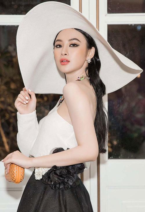 Ngọc Trinh, Angela Phương Trinh trang điểm đẹp nhất tuần