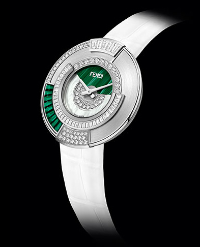 Đồng hồ Policromia Fendi.