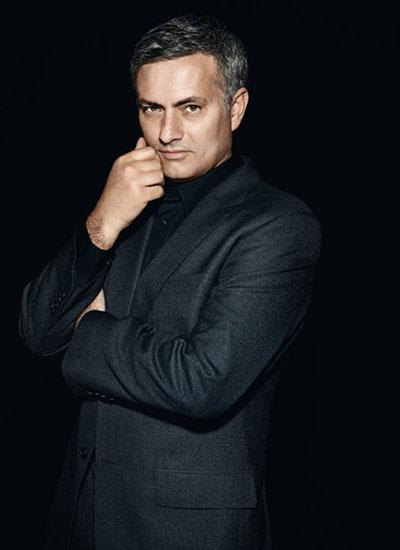 Huấn luyện viên Jose Mourinho.